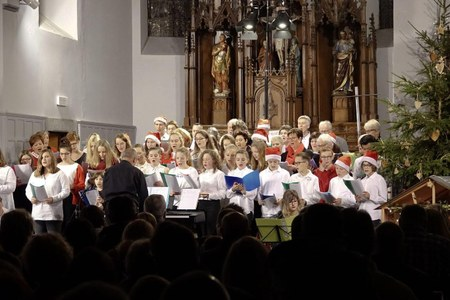 Chéoux - Concert de Noël
