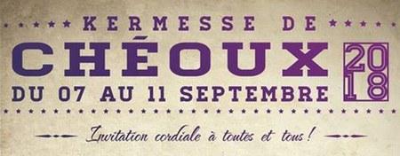 Chéoux- Kermesse