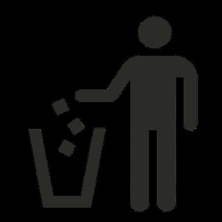 Distribution des sacs poubelles 2019