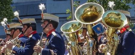 Festival internation des musiques militaires d'Arlon