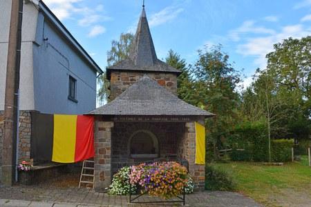 Marcourt - Commémoration de la guerre 40-45