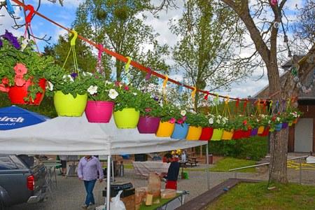 Marcourt - Marché de printemps et aux fleurs