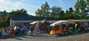 Marcourt - Marché villageois