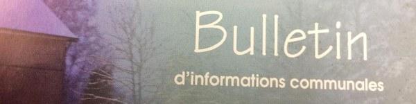 Bulletins communaux raccourci